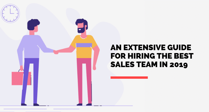 guide for hiring sales team