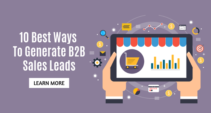 b2b sales leads generation