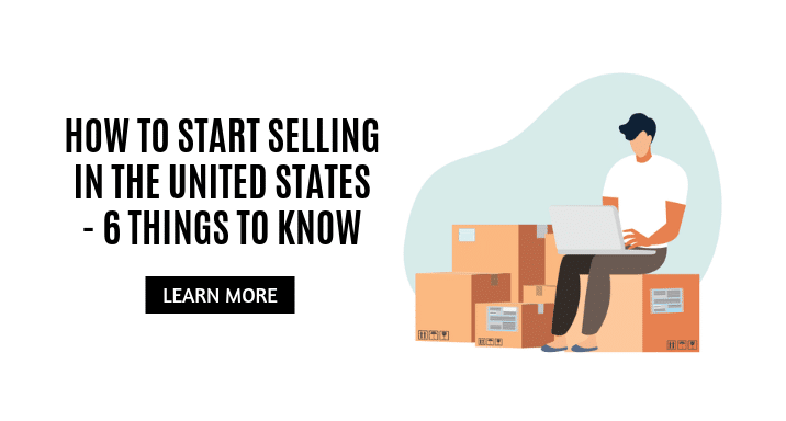 how to start selling in US