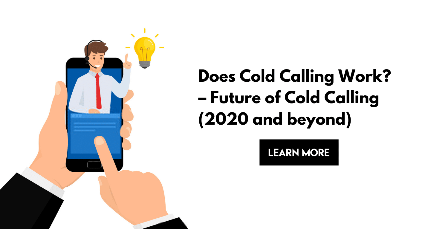 Does Cold Calling Work