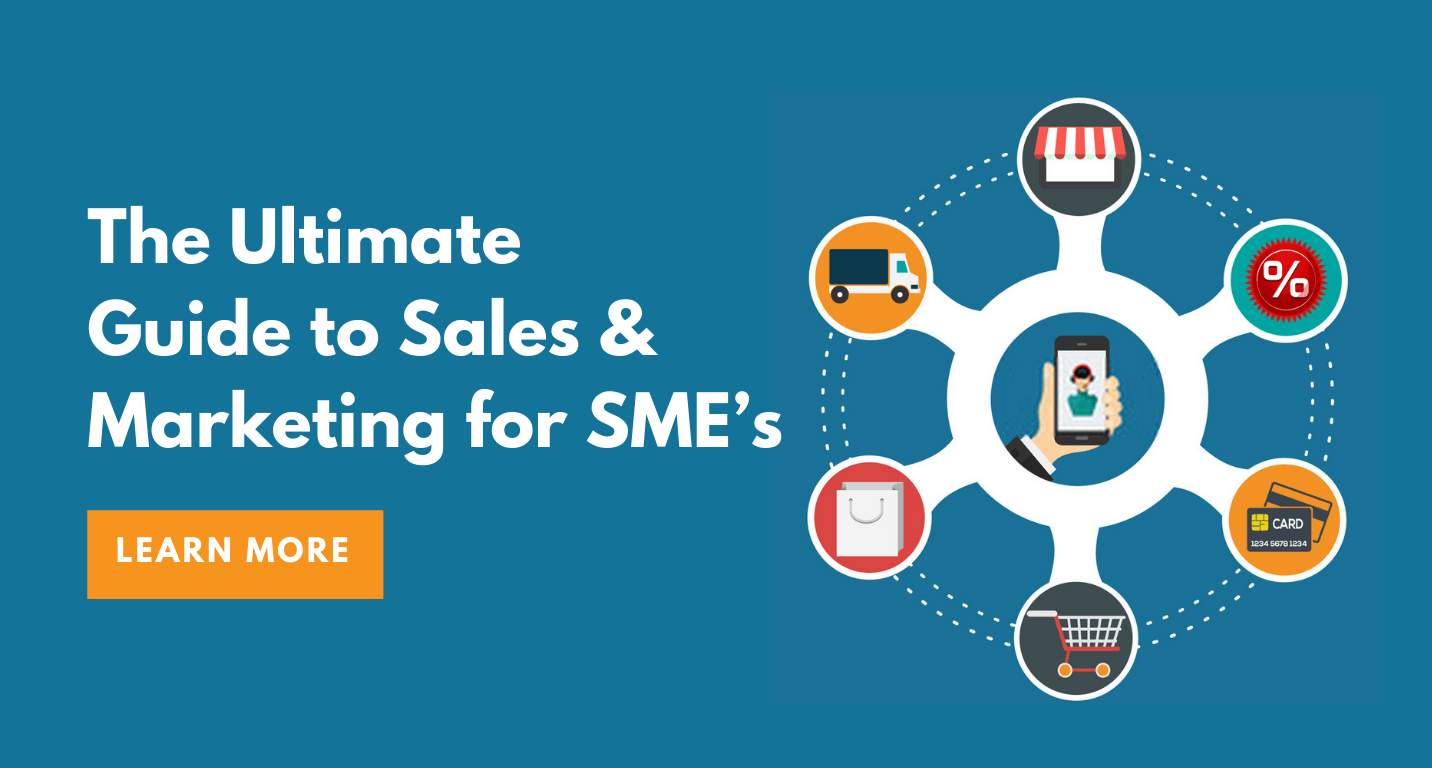 Guide to Sales and Marketing for SME's