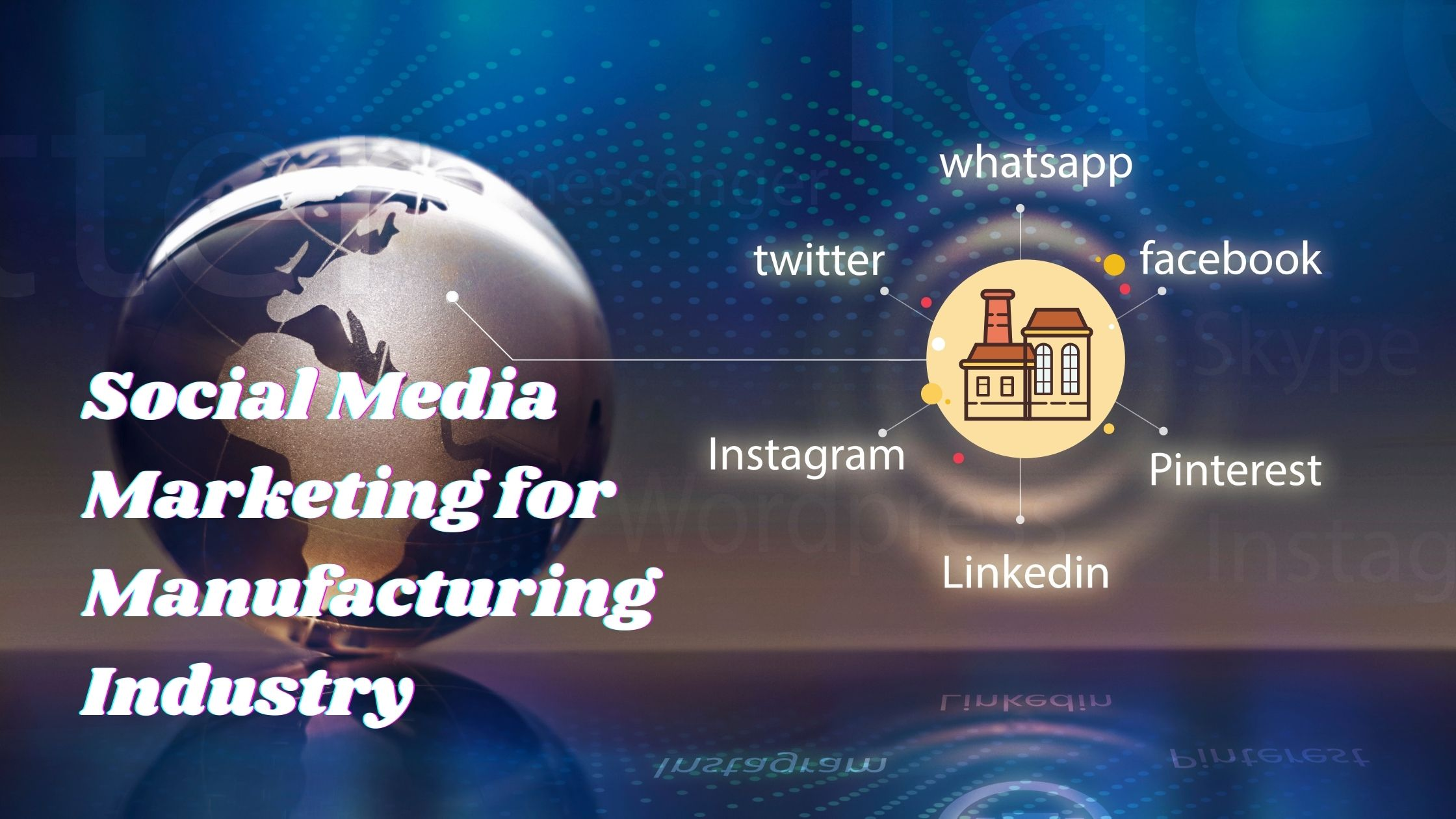 SMM for manufacture